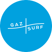 Gaz surf